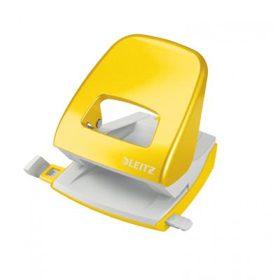 Dziurkacz duży metalowy Leitz WOW New NeXXt kod: 50081016