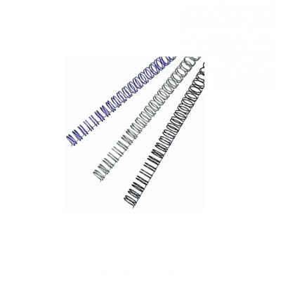 Grzbiety do bindowania GBC 3:1 Wire No5, 8mm, A4, białe kod: RG810570