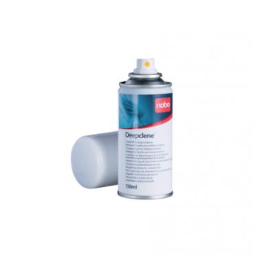 Płyn Nobo do czyszczenia szklanych tablic suchościeralnych, w aerozolu, 150 ml kod: 34533943