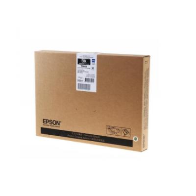 Tusz oryginalny Epson T9661 XXL (Black) kod: C13T966140