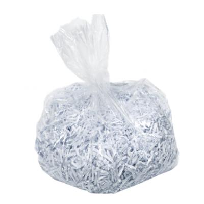 Worki plastikowe Leitz IQ do niszczarek 40 litrów kod: 80080000
