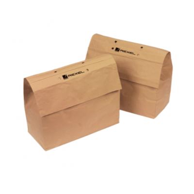 Torby Rexel na ścinki podlegające recyklingowi, pojemność 30 litrów kod: 2102063