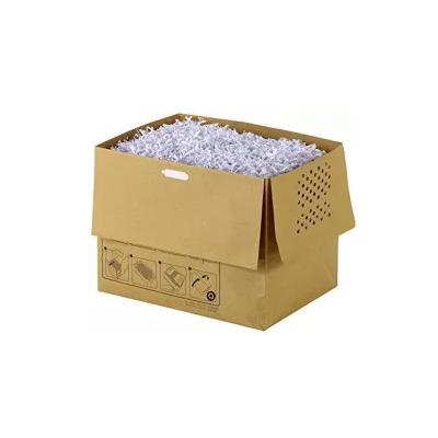 Torby Rexel na ścinki podlegające recyklingowi, pojemność 20 litrów kod: 1765028EU
