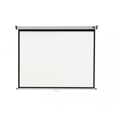 Ekran scienny elektryczny NOBO 165 x 125 cm kod: 1901971