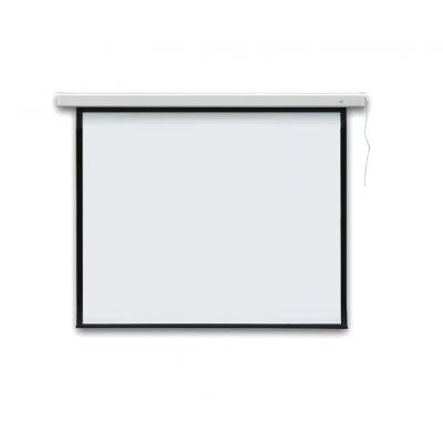 Ekran ścienny 199 x 199 cm firmy 2x3 Profi Manual kod: EMPR2020R