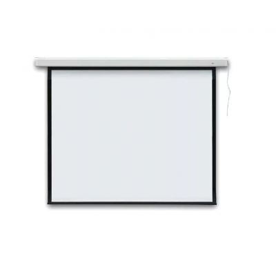 Ekran elektryczny 199 x 199 cm firmy 2x3 Profi electric kod: EEP2020R