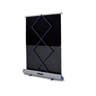 Ekran przenośny podłogowy NOBO 162 x 122 cm kod: 1901956