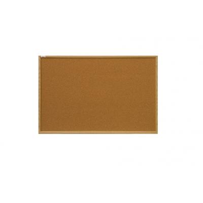 Tablica korkowa 2x3 w ramie MDF 120x90 cm kod: TC129