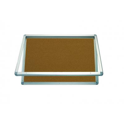 Gablota wewnętrzna 2x3 korkowa kod: GK196