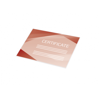 Folie do laminacji GBC Document, A4, 175 mic. kod: 3200724
